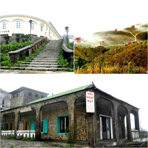 Những khách sạn tập trung tại Mẫu Sơn - Lạng Sơn