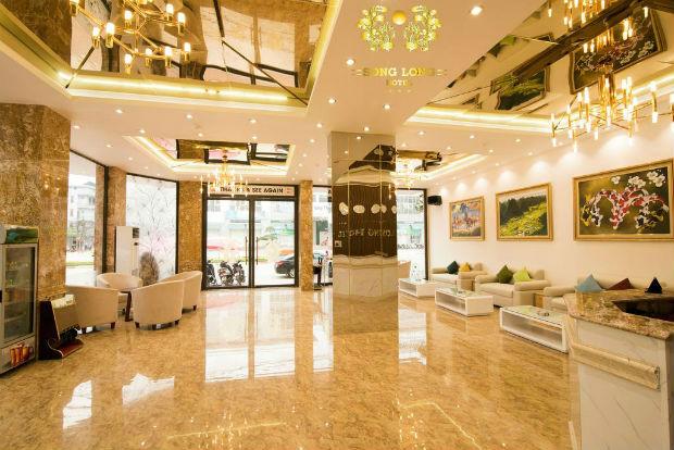 Sảnh Khách sạn Song Long Lạng Sơn