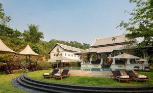 Khách sạn tại Lào