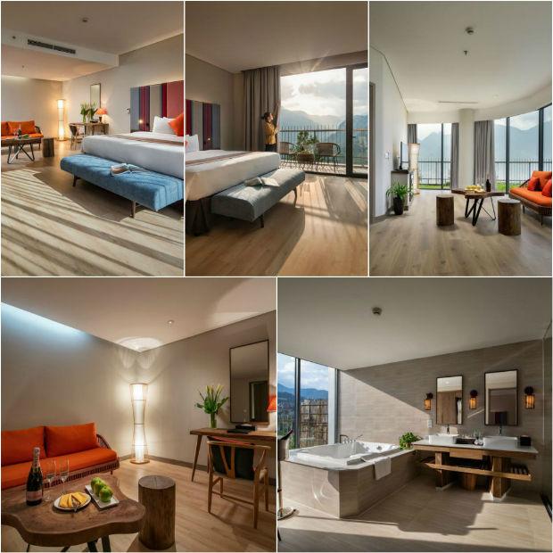 Phòng ngủ Pao's Sapa Leisure Hotel