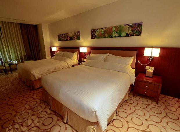 Phòng ngủ Aristo International Hotel