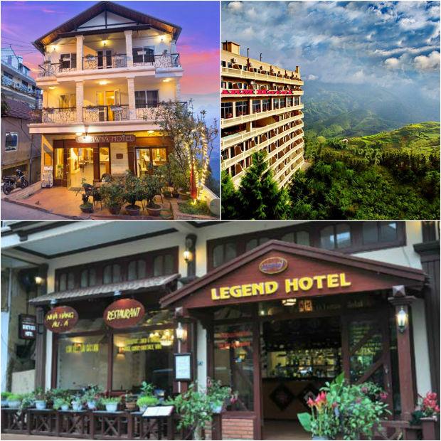 Hệ thống khách sạn tại Lào Cai