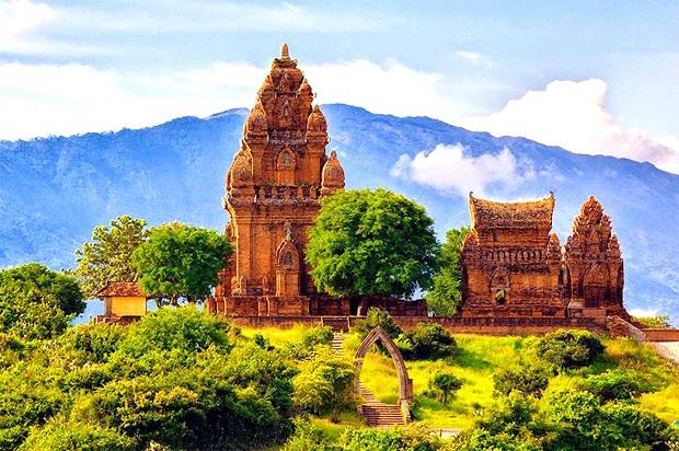 Khách sạn tại Ninh Thuận mộc mạc tinh tế