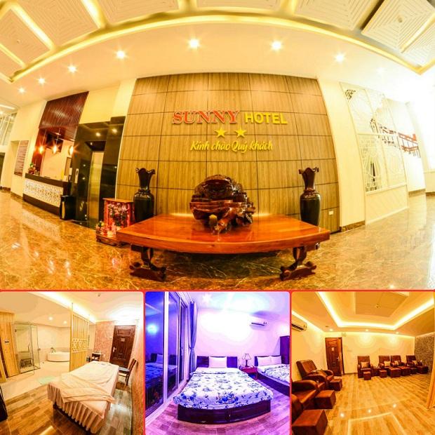 Dịch vụ tại Sunny Hotel & Spa Ninh Thuận