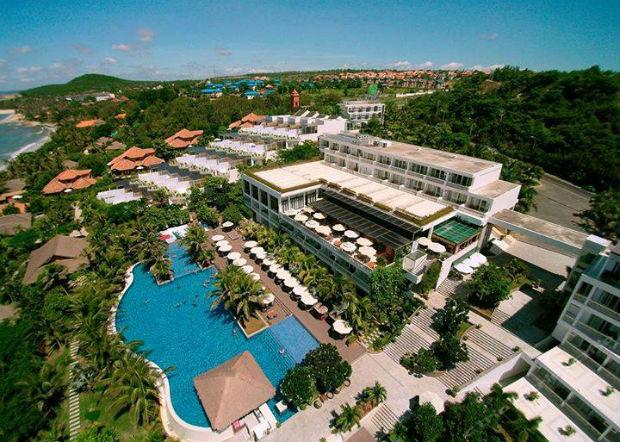 Khu nghĩ dưỡng The Cliff Resort & Residences Bình Thuận
