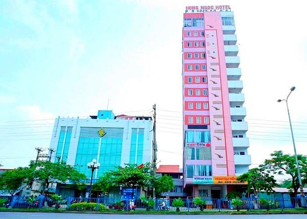 Khách Sạn Hồng Ngọc 2 Phú Thọ