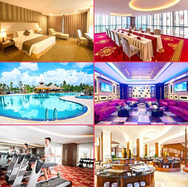 Các dịch vụ tại Khách sạn Mường Thanh Luxury Phú Thọ