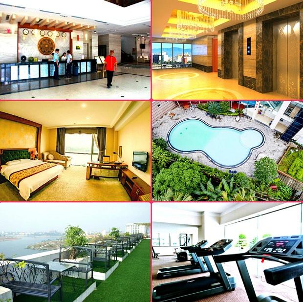 Chất lượng dịch vụ tuyệt hảo tại Khách sạn Việt Trì Garden