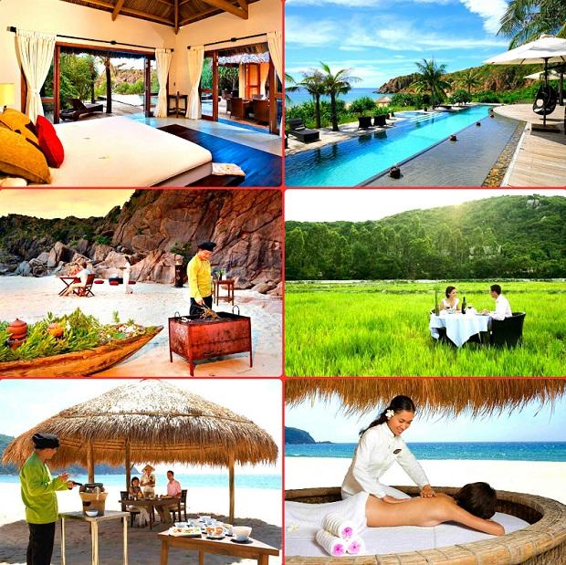 Dịch vụ và tiện ích tại Bãi Tràm Hideaway Resort