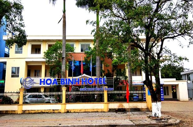 Khách sạn Hòa Bình Quảng Bình