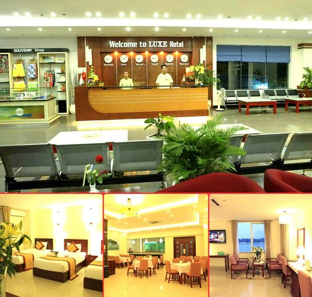 View tại Khách Sạn Luxe Quảng Bình