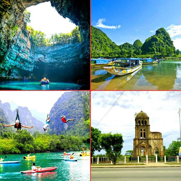 Bí quyết đặt khách sạn tại Quảng Bình