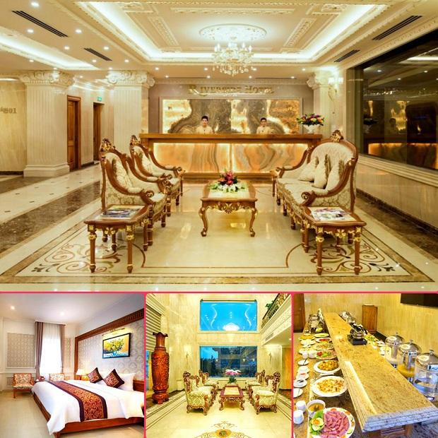 Khách Sạn Riverside Quảng Bình sang trọng