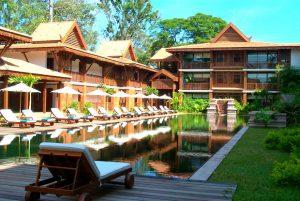Khách sạn tại Siem Reap