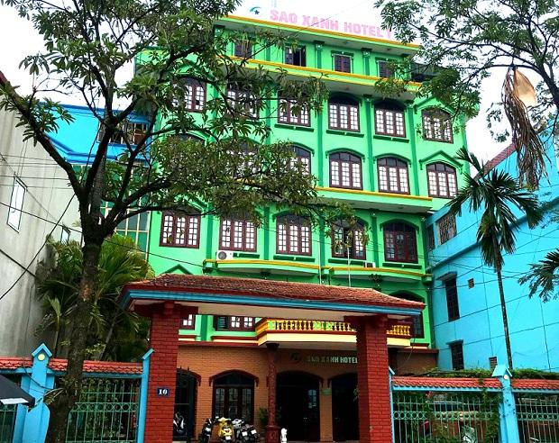 khách sạn ở Sơn La