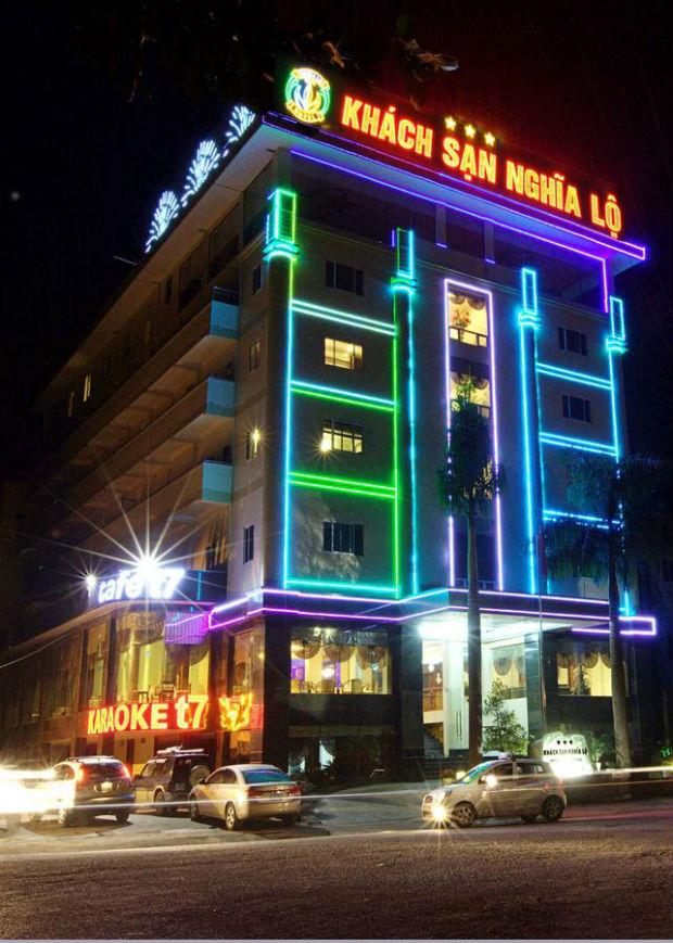 khách sạn Yên Bái