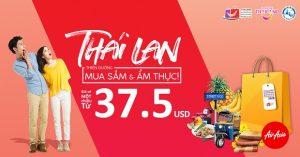 Săn vé giá rẻ – Bay khắp Đông Nam Á cùng AirAsia chỉ từ 37.5 USD