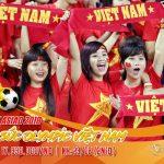 Thẳng tiến Indonesia – Cổ vũ Olympic Việt Nam tại ASIAD 2018 ( KH từ Đà Nẵng)
