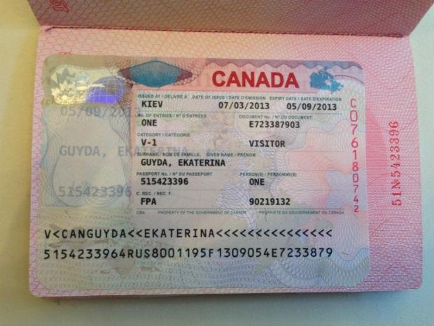 Kết quả hình ảnh cho visa canada site:https://www.vietnambooking.com/visa