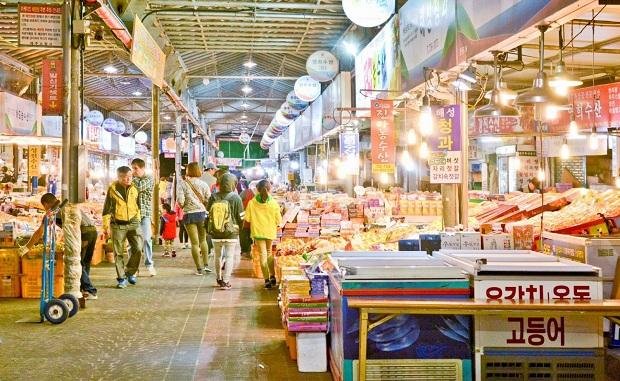 Tour du lịch Hàn Quốc mùa thu: Jeju – đảo thiên đường 4N3Đ