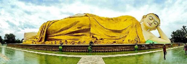 Phật nằm Shwei Tha Lyaung