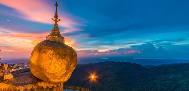 du lịch Myanmar 4N3Đ