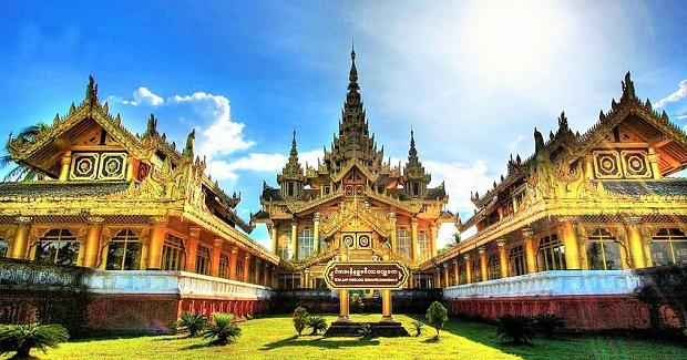 Cung điện Hoàng giaKanbawza thardi