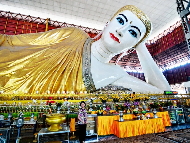 Chùa Phật nằm – Kyauktatgyi