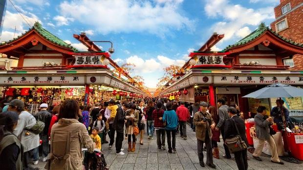 Tour du lịch Nhật Bản: Osaka – Kyoto – Toyohashi – Phú Sĩ – Tokyo 5N5Đ mùa hoa anh đào
