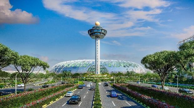 Sân bay Changi Singapore