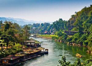 """Du lịch Thái Lan: Dấu ấn """"Cầu sông Kwai"""" – Bangkok – Pattaya – Kanchanaburi 5N4Đ"""