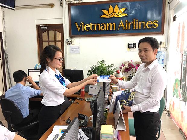 Tri ân khách hàng của cty du lịch Vietnambooking tphcm