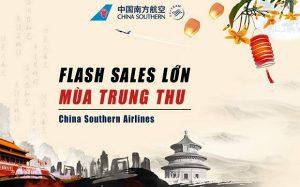 HOT! China Southern Airlines tung vé khứ hồi đi Trung Quốc chỉ từ 90 USD