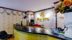 Khách sạn A25 Hoàng Quốc Việt – Hà Nội