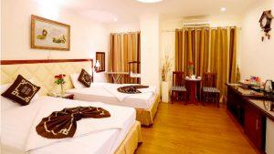 Khách sạn A25 Lương Ngọc Quyến- Hà Nội