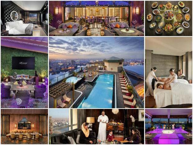 Khách sạn Ai Cập