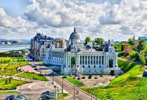 Khách sạn tại Nga