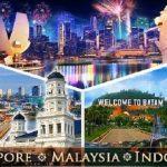 Một hành trình ba đất nước: Khám phá Singapore | Malaysia | Indonesia 6N5Đ