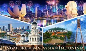 Một hành trình ba đất nước: Khám phá tour du lịch Singapore Malaysia Indonesia giá rẻ 6 ngày 5 đêm