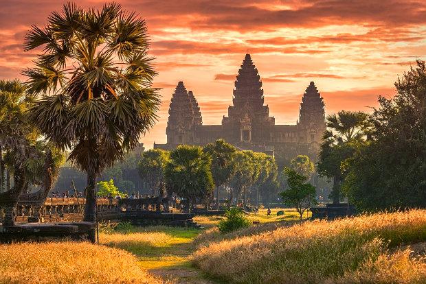 SiemReap - tour du lịch Campuchia từ Hà Nội
