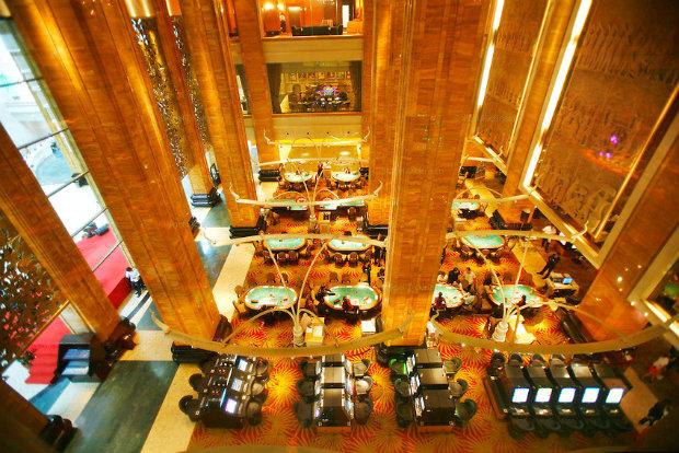 Casino Naga World 5 sao - tour du lịch Campuchia từ Hà Nội