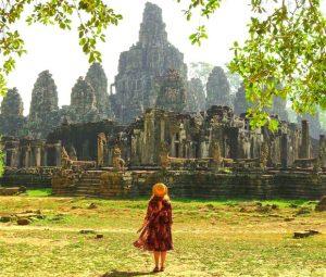 Tour du lịch Hà Nội – SiemReap – Phnom Penh – Sài Gòn – Hà Nội – Chuyến đi đặc biệt đến xứ sở Chùa Tháp