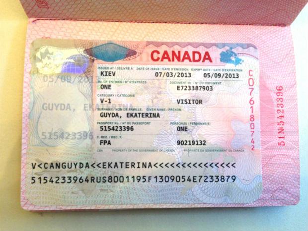 xin visa di canada co kho khong
