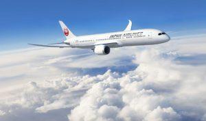 Hãng hàng không Japan Airlines
