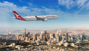 Hãng hàng không Qantas Airways