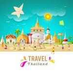Kinh nghiệm để có một chuyến du lịch Thái Lan trọn vẹn nhất