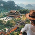Theo chân hotgirl Hà Trúc khám phá cảnh đẹp Ninh Bình