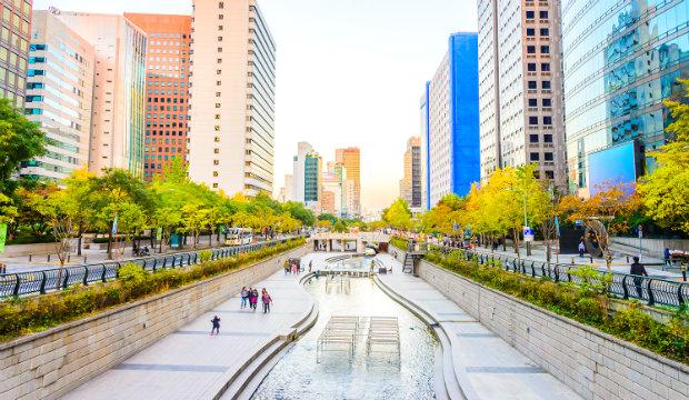 Tour du lịch Hàn Quốc 5 ngày 4 đêm – Đón năm mới tại xứ sở Kim Chi
