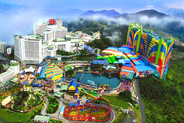 Tour du lịch Hà Nội Singapore – Malaysia 6N5Đ giá rẻ