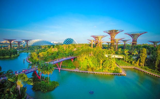 tour du lịch Singapore và Malaysia